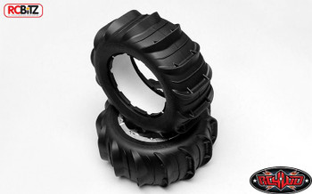 Sand Storm Paddle Tires for Baja 5T SC HPI Tyres RC4WD Z-T0008 inc foams