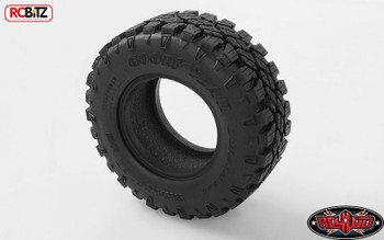 "RC4WD Goodyear Wrangler Duratrac 1.9"" Scale Tires CLASS 1 Tyre Z-T0150 Soft foam"