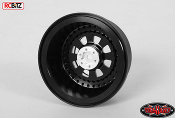 "RC4WD Raceline Monster 2.2"" 3.0"" Short Course Beadlock Wheels Z-W0064 Yeti"