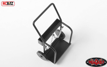 Scale Garage Series 1/10 Dual Tank Welders Cart Stand Trolly RC4WD Z-X0033 TOY