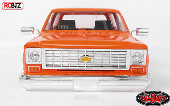 RC4WD Chevrolet Blazer Hard Body Complete Set Classic ORANGE Z-B0146 K5