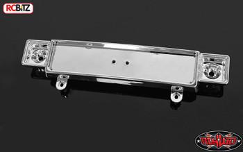 RC4WD Chevrolet Blazer Chrome Front Grill w/ Optional Plastic Inserts Z-B0124 K5