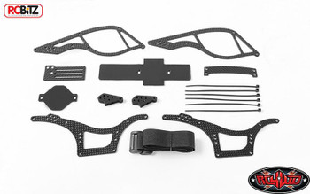RC4WD MOA COMPLETE Competition Rock Crawler Chassis Set TVP Z-C0047 Bully RC