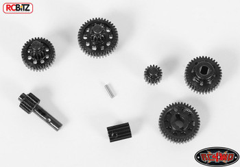 Bully 2 CNC Gear Set Competition Crawler Axles Replacement RC4WD Z-G0062 RC