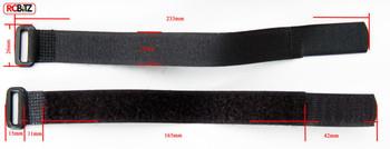 Heavy Duty Nylon Strap Lock 5 Valcro Battery Holder Straps G2 TF2 RC4WD Z-S0552