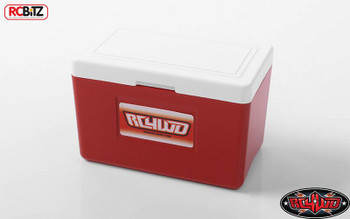 Garage Series Cooler Ice Box ABS Bucket OPENING lid RC4WD Z-S1765 Scale Detail