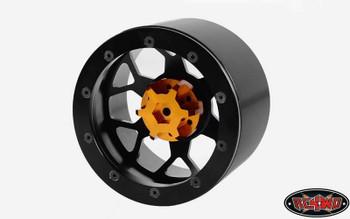 """Huntsman Spider 40 Series 3.8"""" Universal Beadlock Wheel Requires Hex RC4WD Z-W0143"""