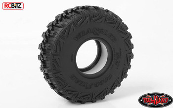 "RC4WD Goodyear Wrangler MT/R 1.9"" 4.75"" Scale Tires Z-T0158 Tyre Axial SCX10 II"