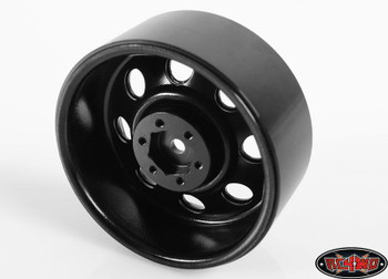 "Mickey Thompson Metal MT-28 Beadlock Stamped 2.2"" Steel Wheels Z-W0141 RC4WD"