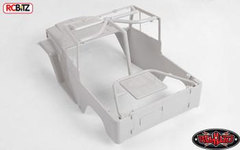 RC4WD Cruiser Main Body ONLY G2 Z-B0061 Hard Plastic FJ40 FJ 40 Grey RC Cab