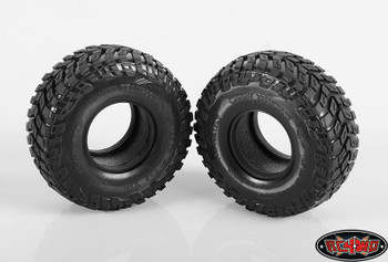 RC4WD Mickey Thompson 1.7 Baja Claw TTC Radial Scale Tires 2 w/ Foams Z-T0111