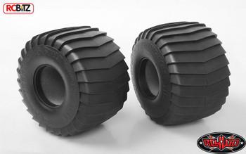 Traxtor XL Pulling Clod TXT-1 Jugg Tires Z-T0104 RC4WD Tyre Tamiya Juggernaut