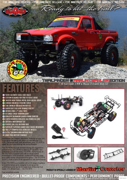 RC4WD Marlin Crawlers COMP Ready Trail Finder 2 RTR Mojave II Z-RTR0034 TF2