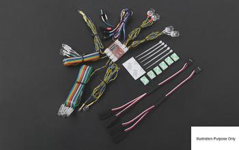 1/14 Loader Earth Mover 870k LED Lighting System RC4WD VVV-S0161 Lights Set LED