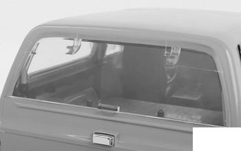 RC4WD Chevrolet K5 Blazer Rear Topper Clear Window Parts Tree Z-B0110 Side RC