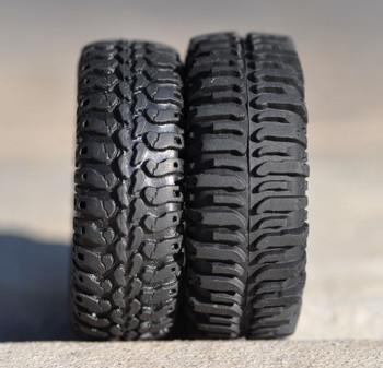 "Interco Super Swamper TSL Bogger Micro Crawler LOSI Tyres RC4WD 1.0"" Z-T0069"