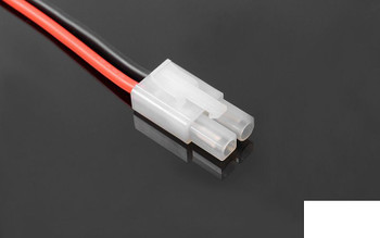 """T"" Style Male to Tamiya Male Connector Adapter Lead RC4WD Z-E0085 140mm RC"