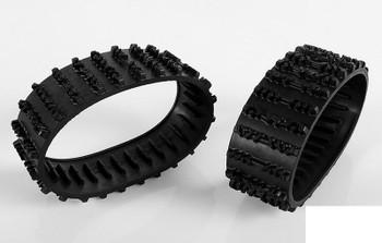 RazorBack Replacement Predator Rubber Tracks Great in sand RC4WD Z-T0110 EVO
