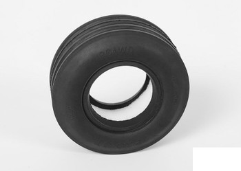 PRO GT Tractor Puller FRONT Tire RC4WD Z-T0114 68mm Butyl Rubber Tyre rc Bitz