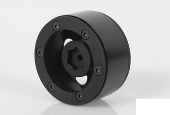 "Rugged 1.9"" Scale Beadlock Wheels RC4WD Z-W0162 5 Spoke 12mm hex  Havoc RC"