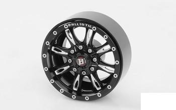 """RC4WD Ballistic Offroad Scythe 1.9"""" Beadlock Wheels Z-W0217 12mm Hex Off Road"""