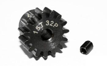 15t 32p Hardened Steel Pinion Gear RC4WD Z-G0014 R3 HARD Steel Motor Cog 10mm