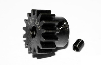 15t 32p Hardened Steel Pinion Gear RC4WD Z-G0014 R3 HARD Steel Motor Cog 10mm