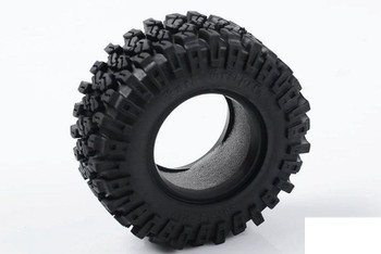Rock Creepers 1.9 Tires scale tyre Flat Tread area fit D90 Mojave TF2 Z-T0049 RC