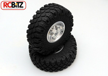 Spooky Krawler 2.2 Tires Tyre for Crawler Scaler by  RC4WD Z-T0009 Square Profil