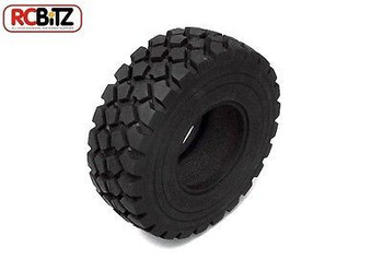 MIL-SPEC ZXL 2.2 Tires 2 by RC4WD nice large scale tyre good on military foams