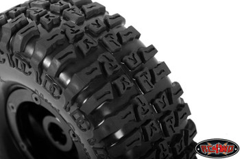 "Dick Cepek 2.2"" Mud Country Scale Tires WIDE footprint with SCALE looks Z-T0042"