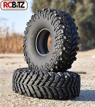 Mickey Thompson 1.9 Baja Claw TTC Scale Tires RC4WD Tall tyre Class 2 Z-T0048
