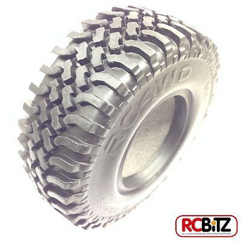 "Mud Thrashers 1.9"" Scale Tires RC4WD w/ Foams CLASS 1 Nice scale tread Z-T0051"