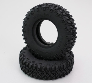 "Mickey Thompson BAJA MTZ 1.55"" Scale Tyres (2) RC4WD with Foams tyre Z-T0058"