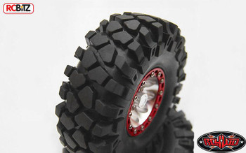 Rock Crusher X/T 2.2 Tires 2 by RC4WD large scale tyre millitary Truck Z-T0087
