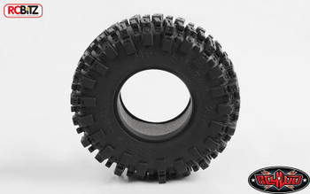 "Mud Slingers 2.2"" Tyres RC4WD w/ Foams Wide footprint SOFT snow sand mud Z-T0097"