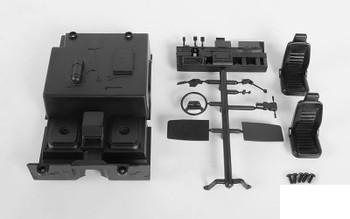 RC4WD Interior Seats Dash Detail 1/18 Mini D90 Gelande 2 Z-B0166 18th G2