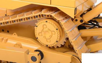 DXR2 Hydraulic Earth Bull Dozer Drive Motor & Gear Assembly Set VVV-S0170 RC4WD