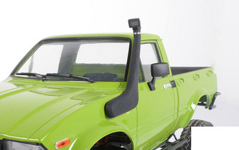 RC4WD Safari Rubber Snorkel Mojave II 2 4 Door Body Set Z-S1826 TF2 RC TOY