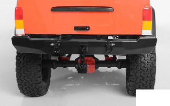RC4WD Type A Machined Rear Bumper Axial SCX10 II Z-S1850 Shackle Tow Mounts