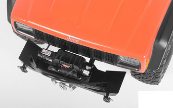Tough Armor Front Winch Bumper for Axial SCX10 II Type A Z-S1848 RC4WD Stinger