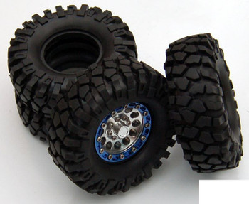 "Rock Crusher X/T Single 1.9"" Tire Z-P0019 RC4WD Spare Tyre XT"