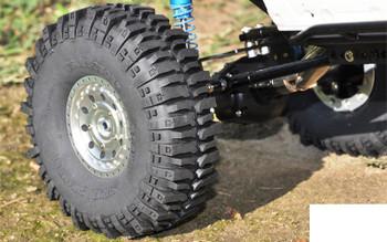 """RC4WD Interco Super Swamper 1.9"""" Single TSL Bogger Scale Tire Z-P0023 Spare Tyre"""