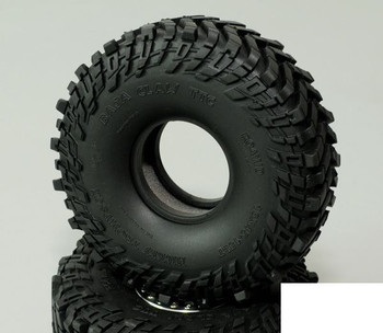 "RC4WD Mickey Thompson 1.55"" Single Baja Claw TTC Scale Tire Z-P0029 Spare Tyre"