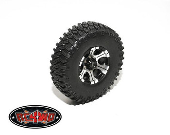 "RC4WD Mickey Thompson 1.9"" Single Baja MTZ Scale Tire Z-P0033 Spare Tyre"