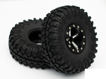 """Rok Lox 2.2"""" Single Comp Tire Z-P0034 RC4WD Spare Tyre Good all round"""