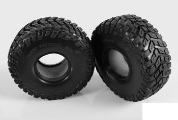 "RC4WD Mickey Thompson Single 2.2"" Baja Claw TTC Radial Scale Tire Z-P0044 Spare"