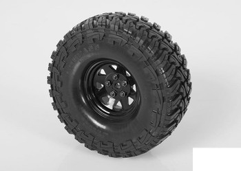 "Compass 1.9"" Single Scale Tire Z-P0047 RC4WD Spare Tyre"