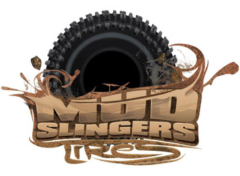 "Mud Slinger 2 XL Single 1.9"" Scale Tires Z-P0049 RC4WD Spare Tyre"