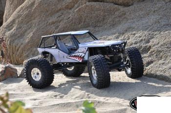 """RC4WD Interco IROK 2.2"""" Single Super Swamper Scale Tire Z-P0037 Spare Tyre"""